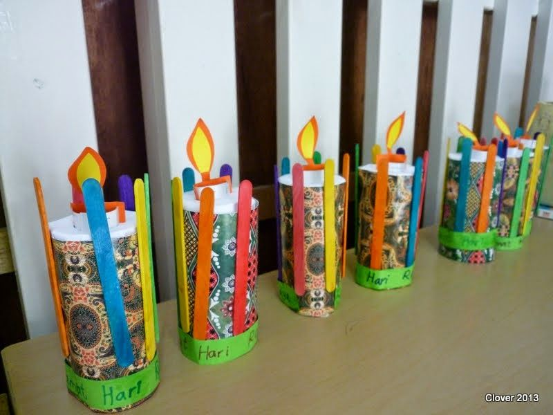 Image Result For Hari Raya Aidilfitri Art Craft Crafts Cultural