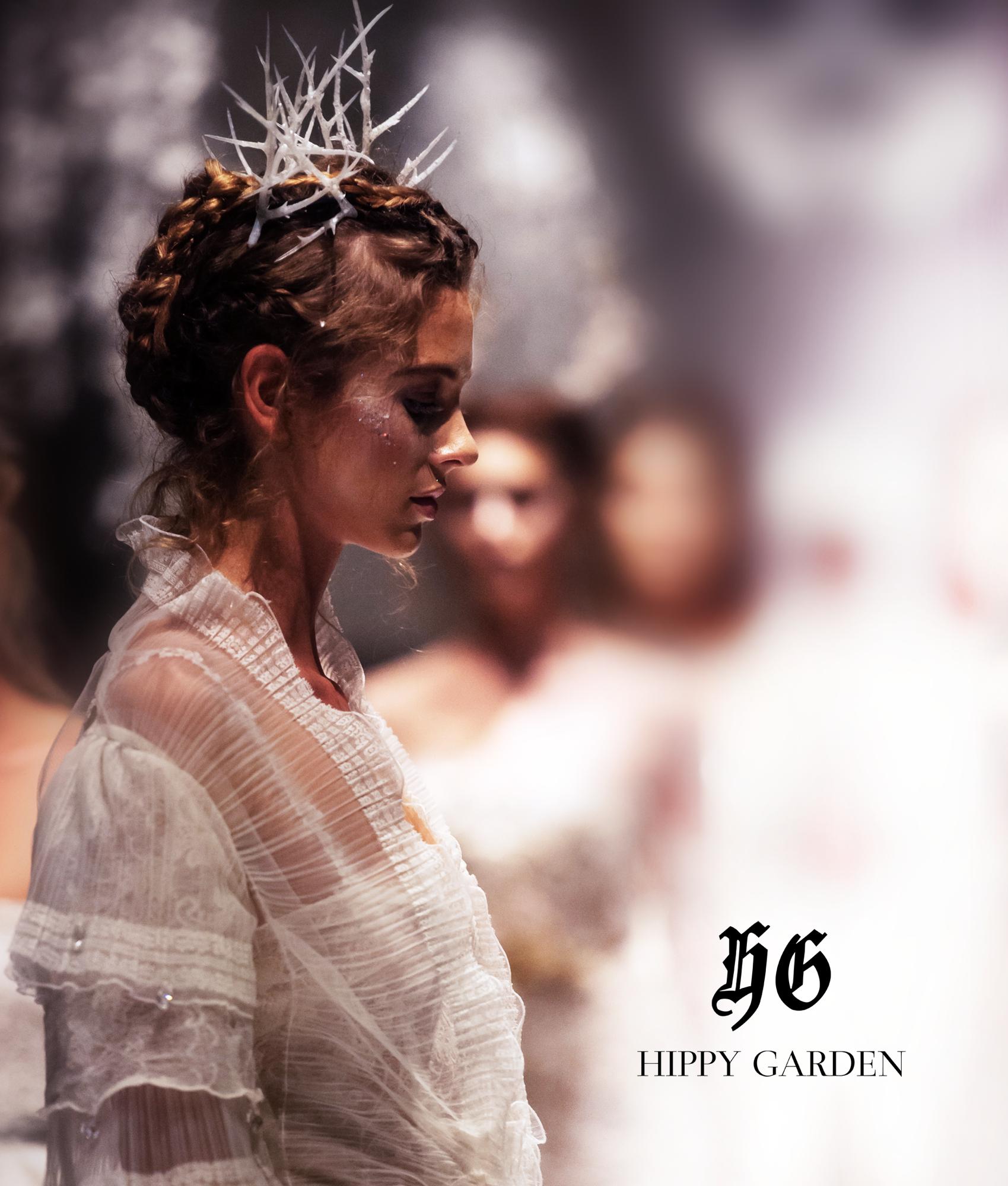 Hippy Garden Bridal Couture http://hippygarden.net/hippy-garden-bridal-couture-2014/?lang=hr  Showroom Masarykova 5 www.hippygarden.com  #fashion #brand #design #hippygarden #croatia #masarykova5 #bridalcouture
