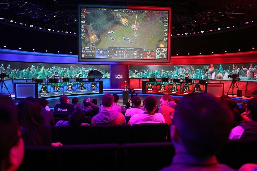 How U S Video Game Companies Are Building Tools For China S Surveillance State In 2020 Video Game Companies Esports Competition Games