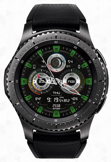 Sw Analog Digital Tide Mp301s Watch Face The Visual Functionality Of The Watch Face Works For Both Round And Squ Samsung Watches Watch Faces Apple Watch Faces