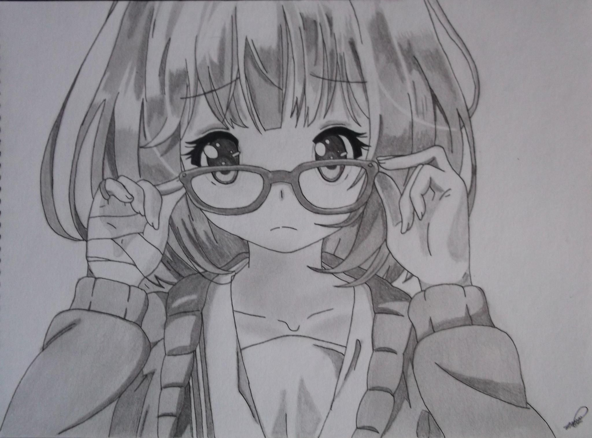 Dibujo Anime Dibujos, Dibujos de anime, Dibujos realistas