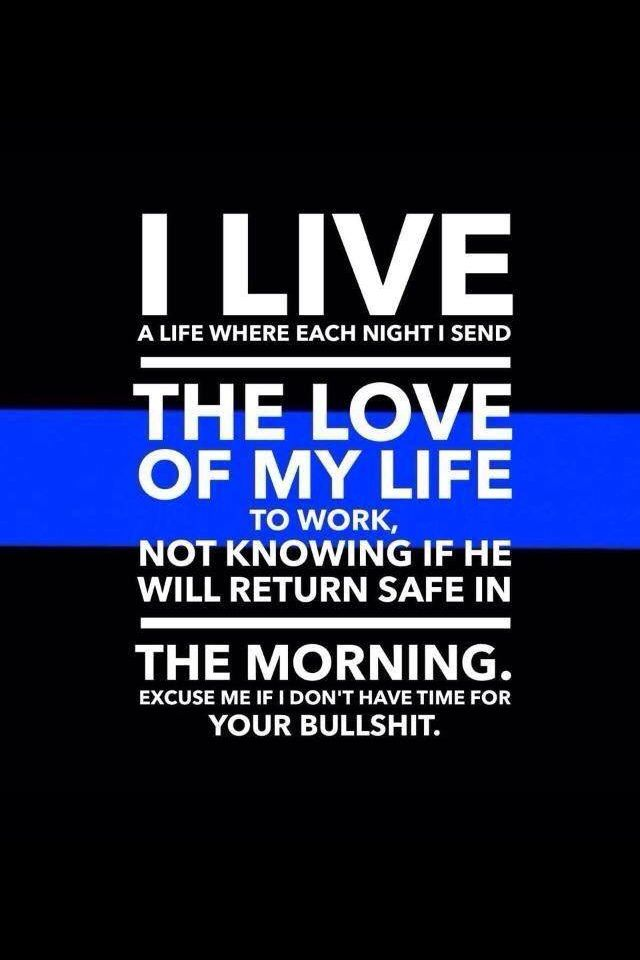 Exactly.... | Police Officers/Sheriff Scripture/Quotes ...