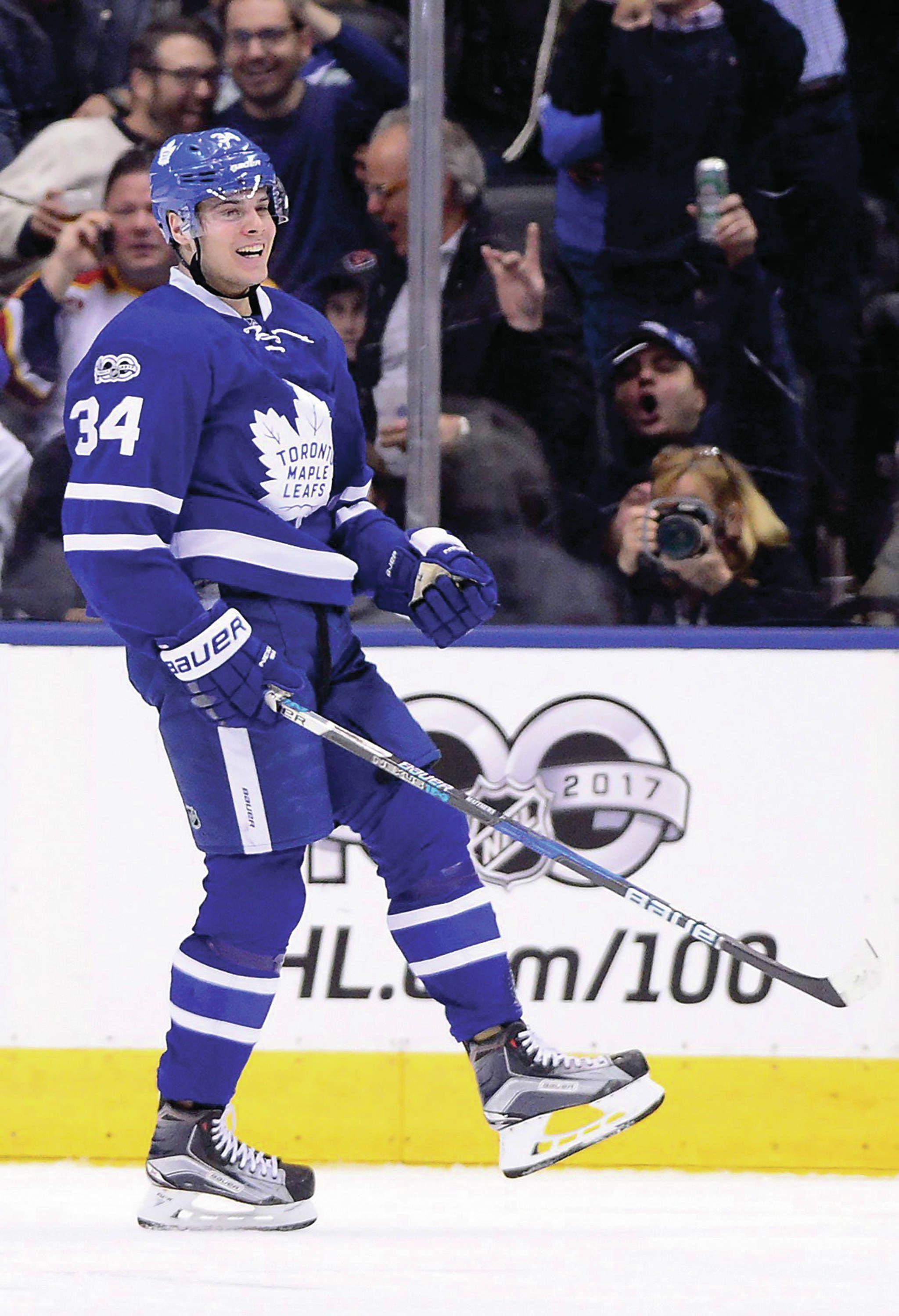 Auston Matthews Toronto Maple Leafs Toronto Maple Leafs Hockey Toronto Maple Leafs Maple Leafs Hockey