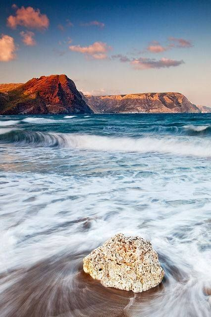 Spain - Cabo de Gata-Níjar Natural Park: Wlid Sunrise by John & Tina Reid