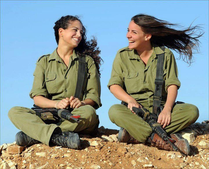 IDF - they are so beautiful and so special