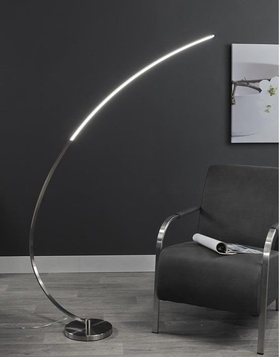 Divalii Bow staande lamp | Woonkamer | Pinterest | Led lamp and Modern