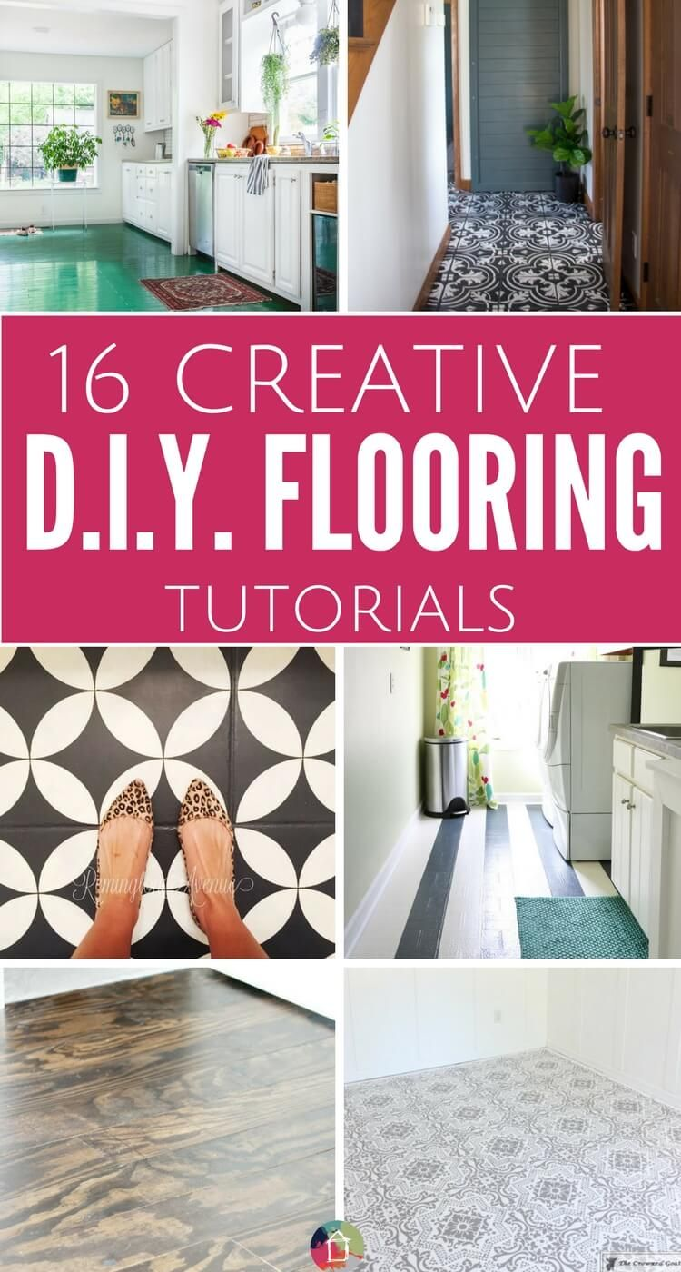 Gorgeous But Cheap Flooring Ideas Kaleidoscope Living Diy Flooring Cheap Inexpensive Flooring Cheap Flooring Ideas Budget