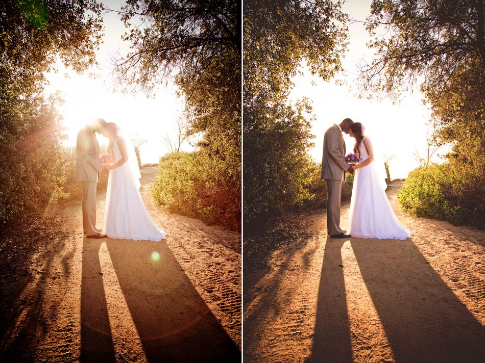 Gorgeous outdoor wedding on a December afternoon.    www.paigelowe.com