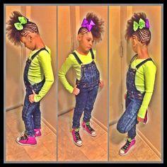 Sensational Little Black Girl Hairstyles For School Google Search Little Short Hairstyles Gunalazisus