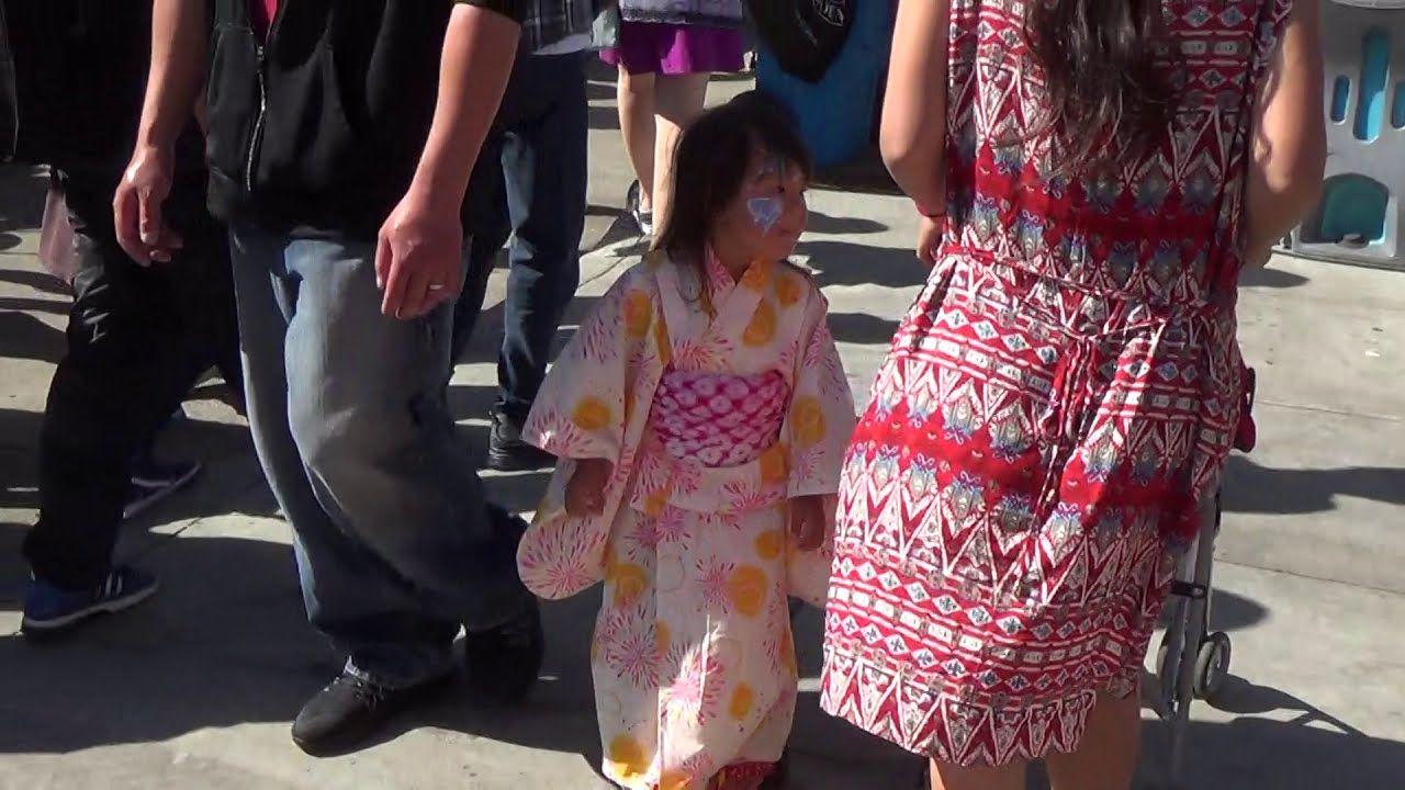 Japan Town Sf Cherry Blossom Festival Fun In 2020 Cherry Blossom Festival Festival Women