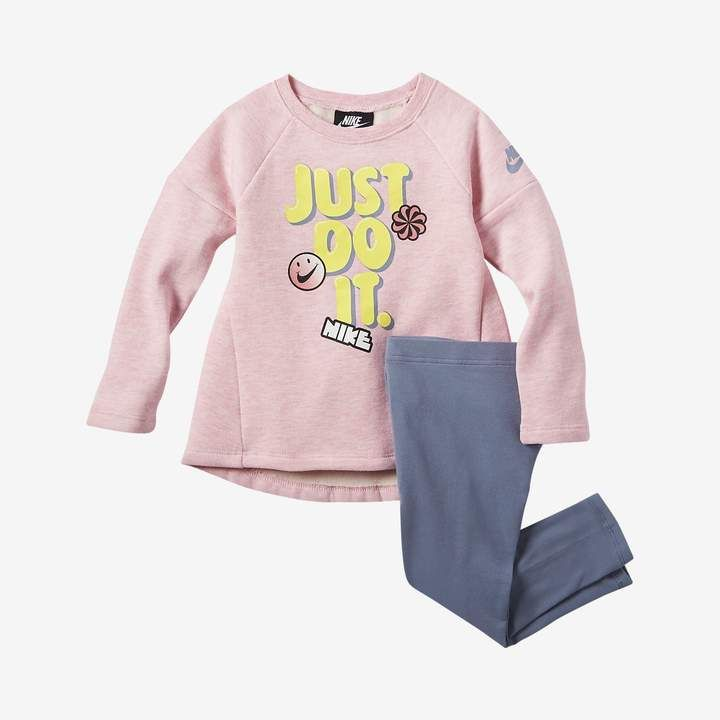 1617c04d6c Nike Two-Piece Infant/Toddler Just Do It Set | Products in 2018 ...
