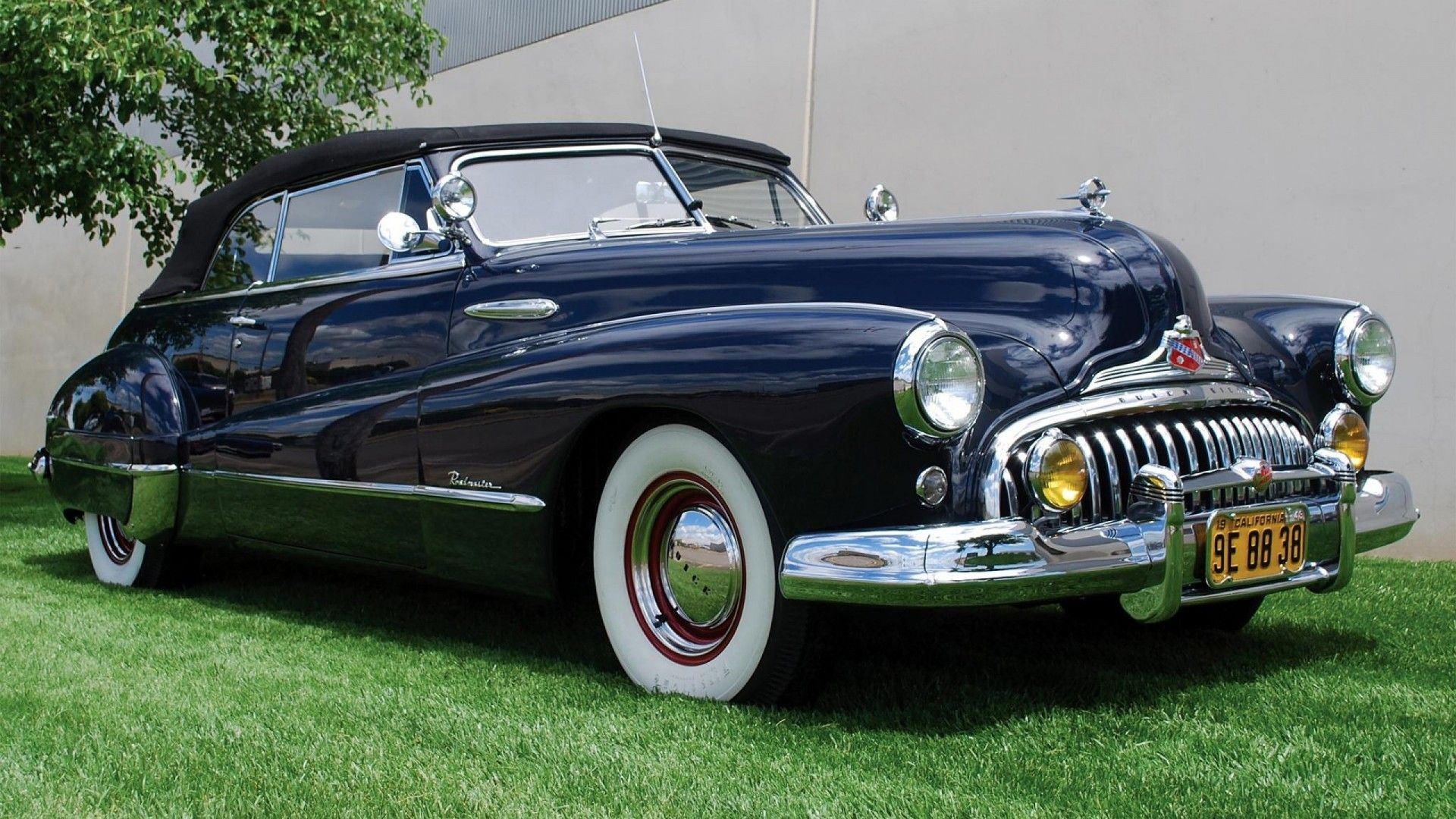1948 buick roadmaster convertible | antique automobiles - pre 1950