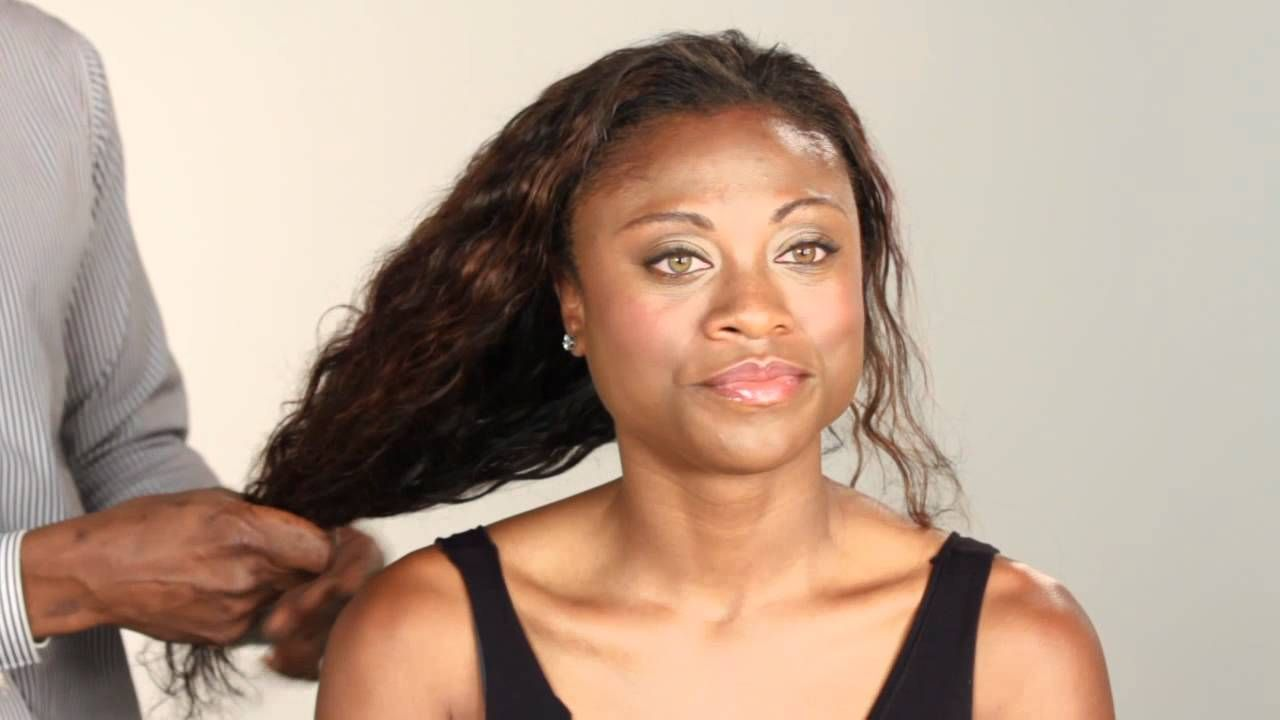 How Do I Use a Flat Iron on AfricanAmerican Hair