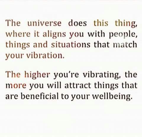 #realtalk fighting against the vibration will only bring turmoil