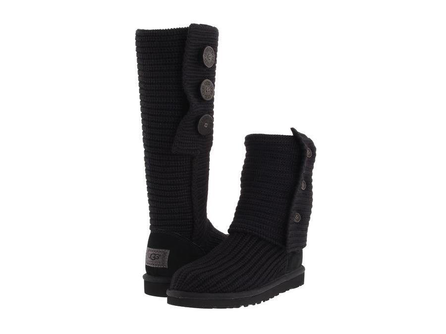 955bba28075 Ugg Australia Women's Cardy Crochet Boot Item# 5819 Size ~ 7M Color ...