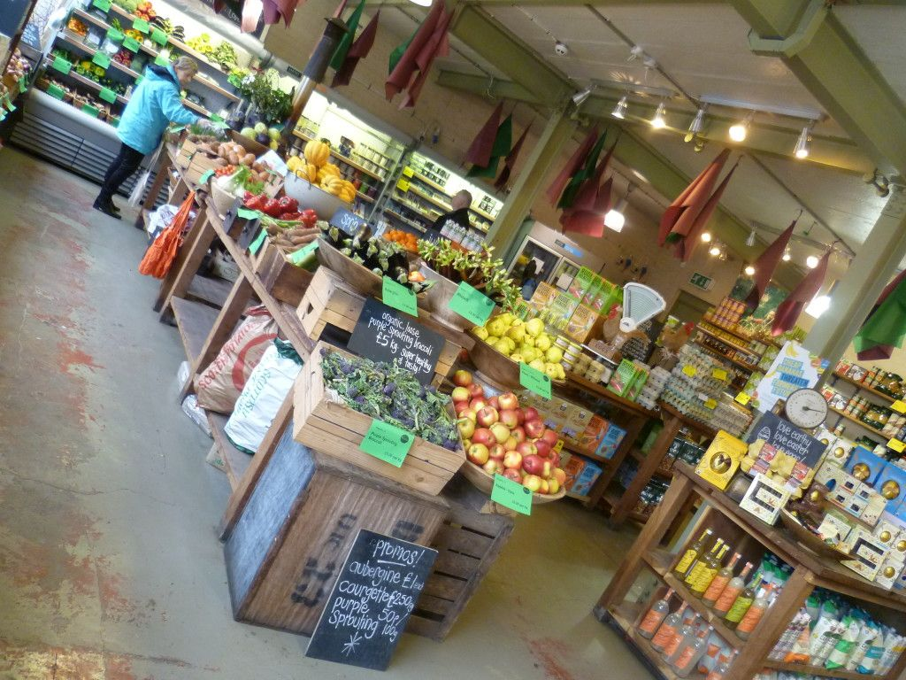 Earthy Foods Edinburgh's coolest place to buy and eat