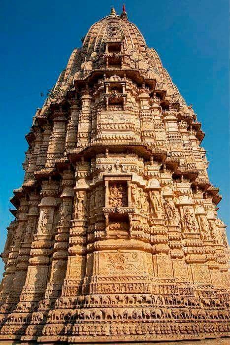 Kandariya Mahadeva Temple Khajuraho India Indian Temple Architecture Ancient Indian Architecture Indian Architecture