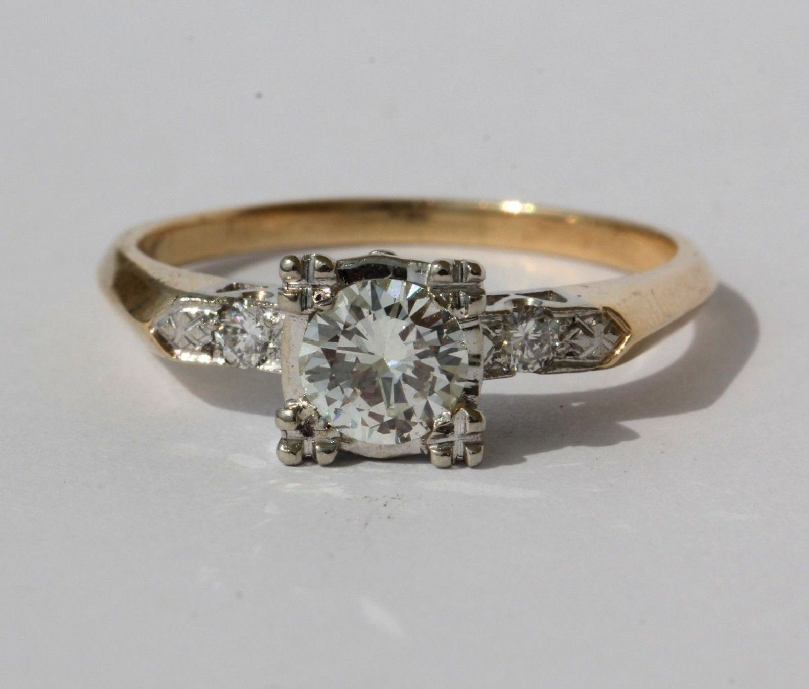 Stunning Vintage Wedding Rings For Sale White Gold Diamond Engagement Ring Wedding Rings Vintage Engagement Rings