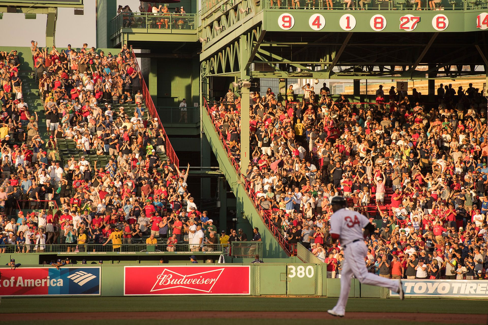 David Ortiz hits another home run at Fenway Park | Old Ball Game ...