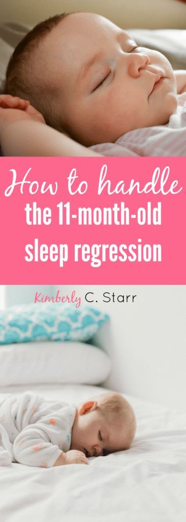 30 Things To Know About Sleep Regression at 11 Months ...