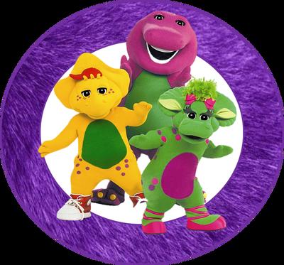 Free Barney Party Ideas Creative Printables Kayla Birthday
