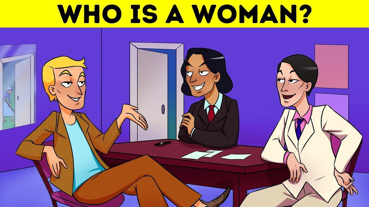 16 EASY RIDDLES THAT NOBODY CAN SCORE 100 Challenging