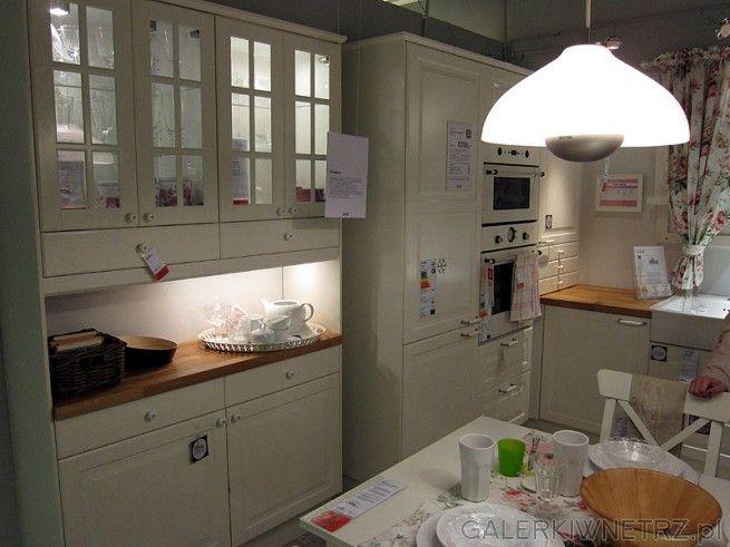 Kuchnia w stylu rustykalnym  ikea  Pinterest -> Kuchnia Ikea Wycena