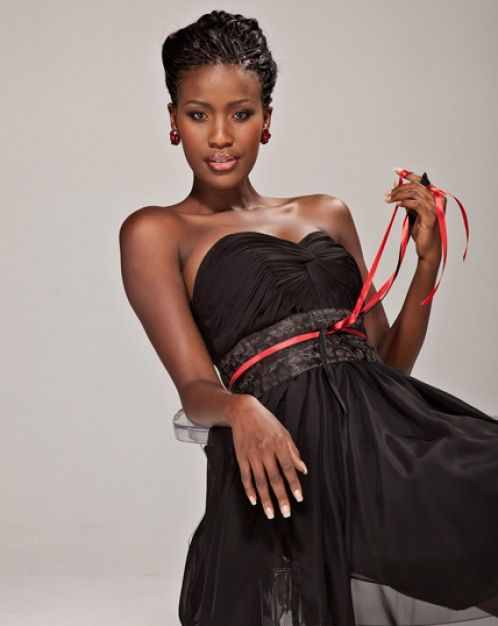 We Hooked Up With Scandal Actress Masasa Mbangeni For A Talk About