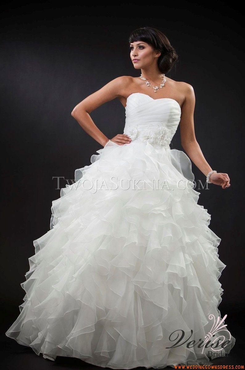 Wedding Dress Verise Anushka Vienna Cotte By Verise Romance | cheap ...