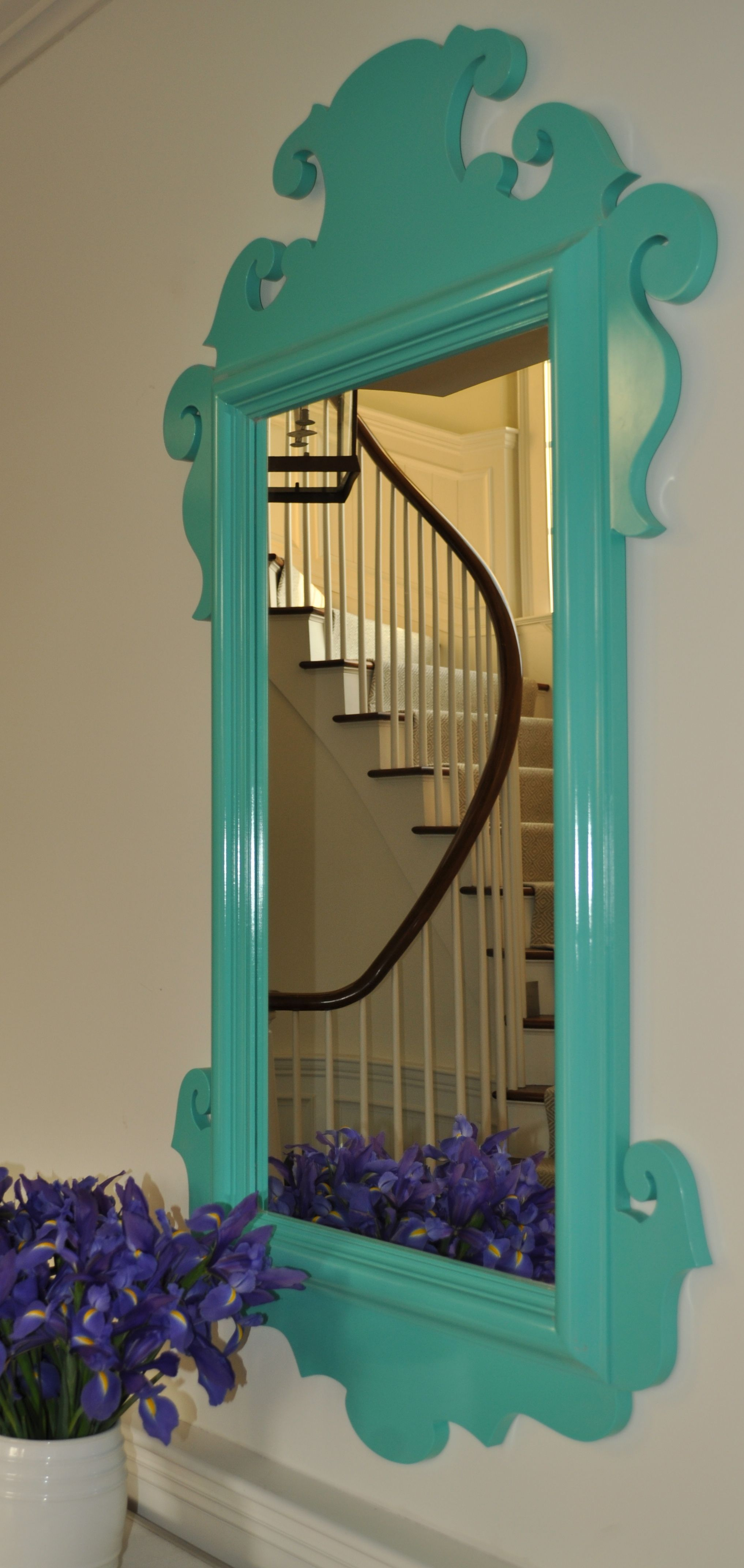 Oomph Charleston Mirror In The Entry What About A Rectangular