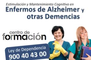 Mantenimiento cognitivo enfermos alzheimer
