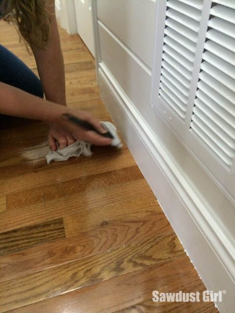 Easily Remove Paint New Or Old From A Floor With Steam