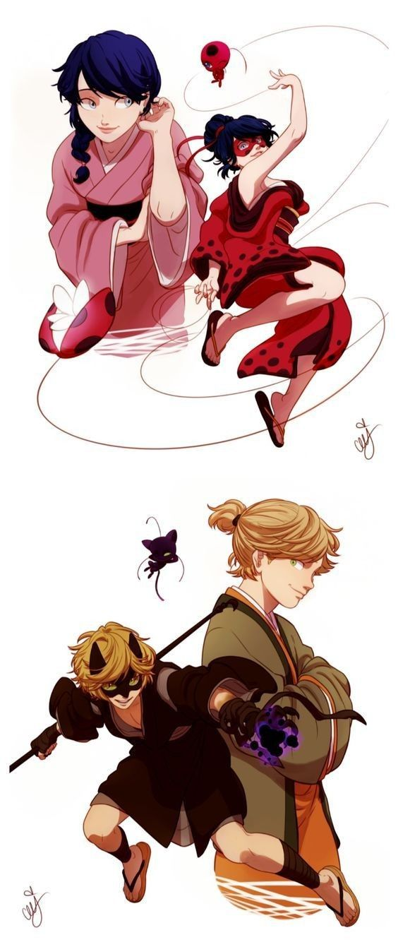 Ladybug And Chat Noir Fan Art Lady Bug In 2018 Pinterest