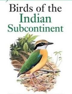 Birds Of The Indian Subcontinent Free Download By Richard Grimmett