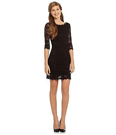49+ Juniors black lace dress info