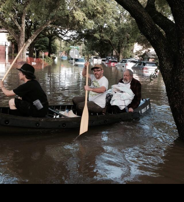 Floods Ravage Jewish Houston Neighborhoods And Synagogues