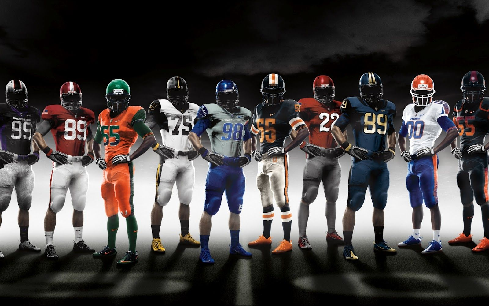 Football Teams American Football Teams Full Hd Desktop Wallpapers 1080p Football Americain Football Vs