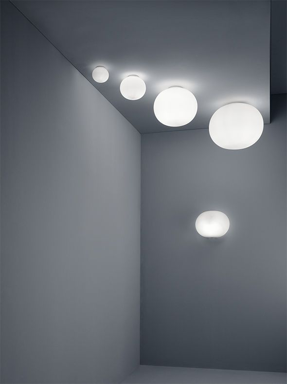 Glo Ball Ceiling 2 Lamp Franklin St Mnsa Lights