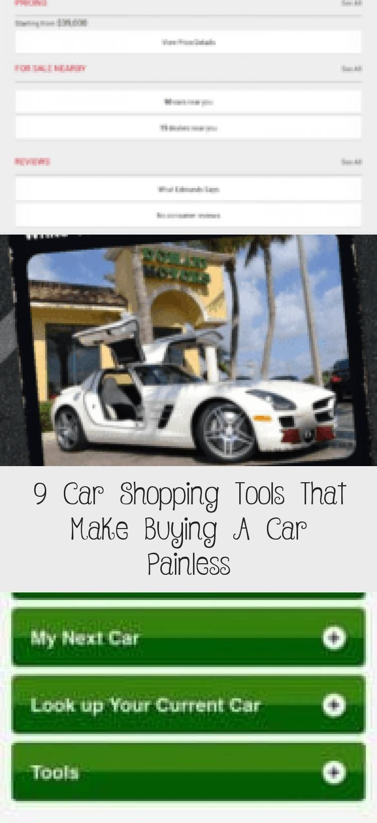 Car buying apps