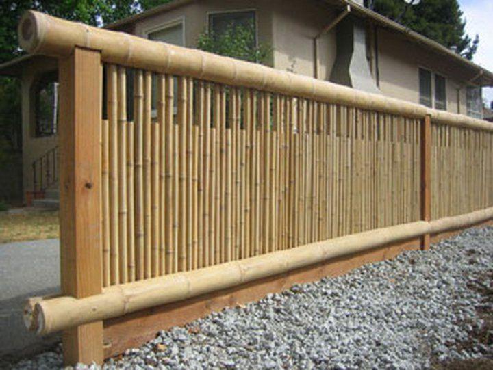 M s de 25 ideas incre bles sobre cercas de casas en - Cercas de jardin ...