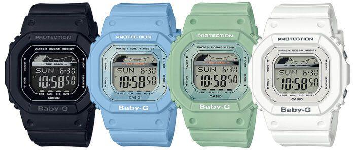 90de92c7aa33 Casio Baby-G BLX-560 Tide Graph BLX-560-1 BLX-560-2 BLX-560-3 BLX-560-7