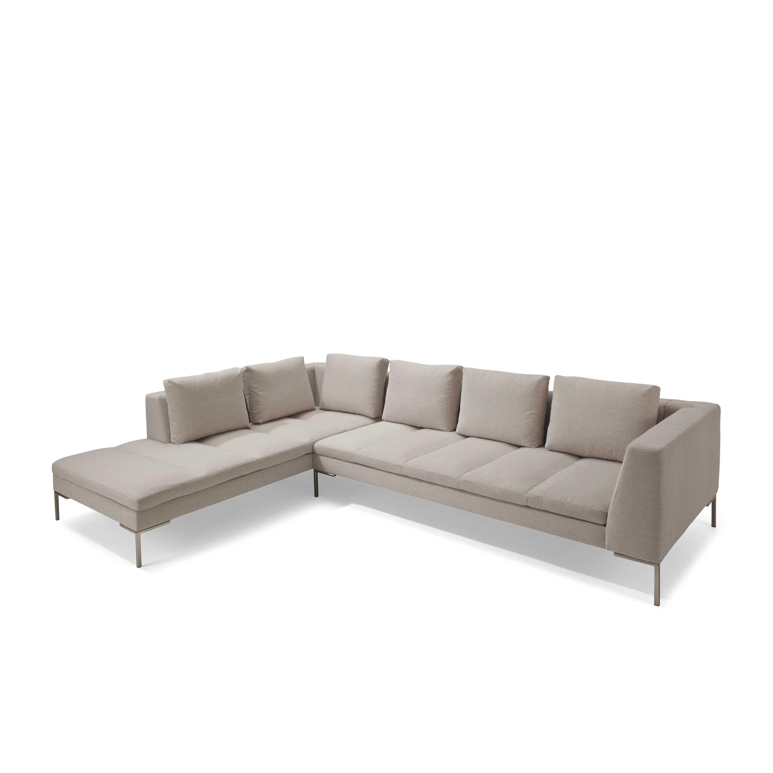 Theca Ecksofa Mondovi Beige Stoff | Couch, Sofa, Furniture