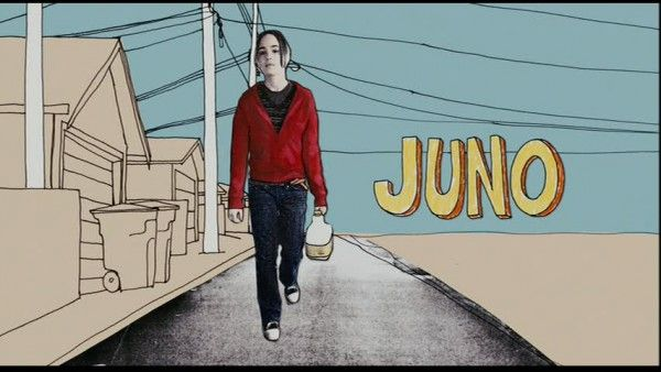 The font in the 'Juno' film looks as if it was drawn in but it follows the overall theme of the film making it seem sketched and colored in giving it an indie vibe.  http://www.qualitylogoproducts.com/blog/feature-film-fonts-typography-inspiration-from-movie-title-cards/