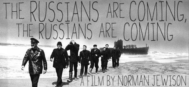 Norman Jewison The Russians Are Coming The Russians Are Coming