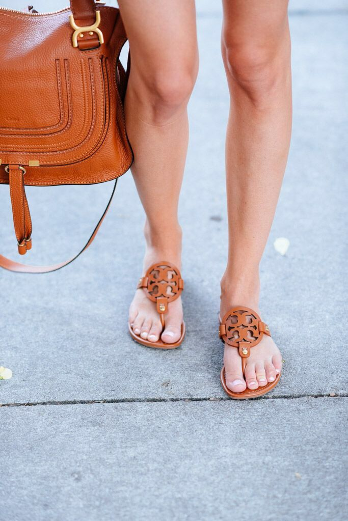 a456357eb5cd i need some dressy sandals like these! Tory Burch Sandals ...