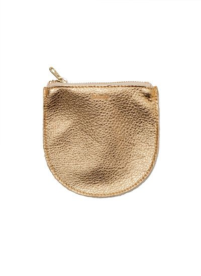 Baggu Small Gold Pouch