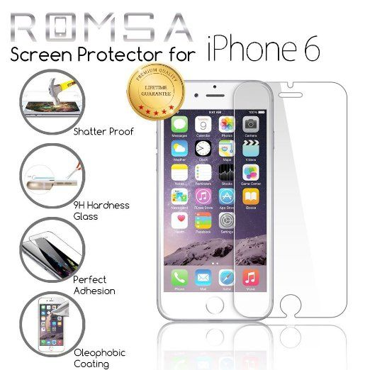 Robot Check Iphone 6 Screen Protector Tempered Glass Screen Protector Screen Protector