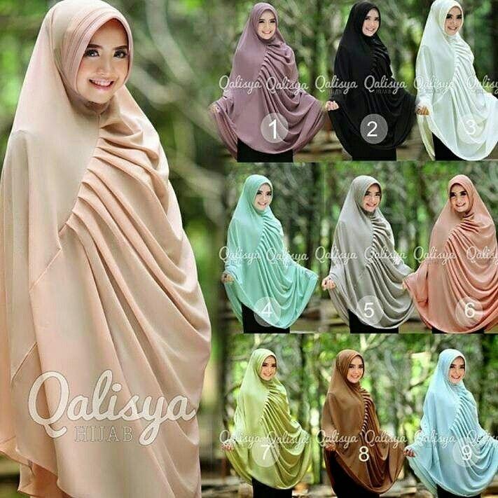 Qalisya Khimars Hijabs In 2018 Hijab Fashion Hijab Outfit
