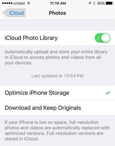 How to survive an iPhone with only 16GB of storage - CNET