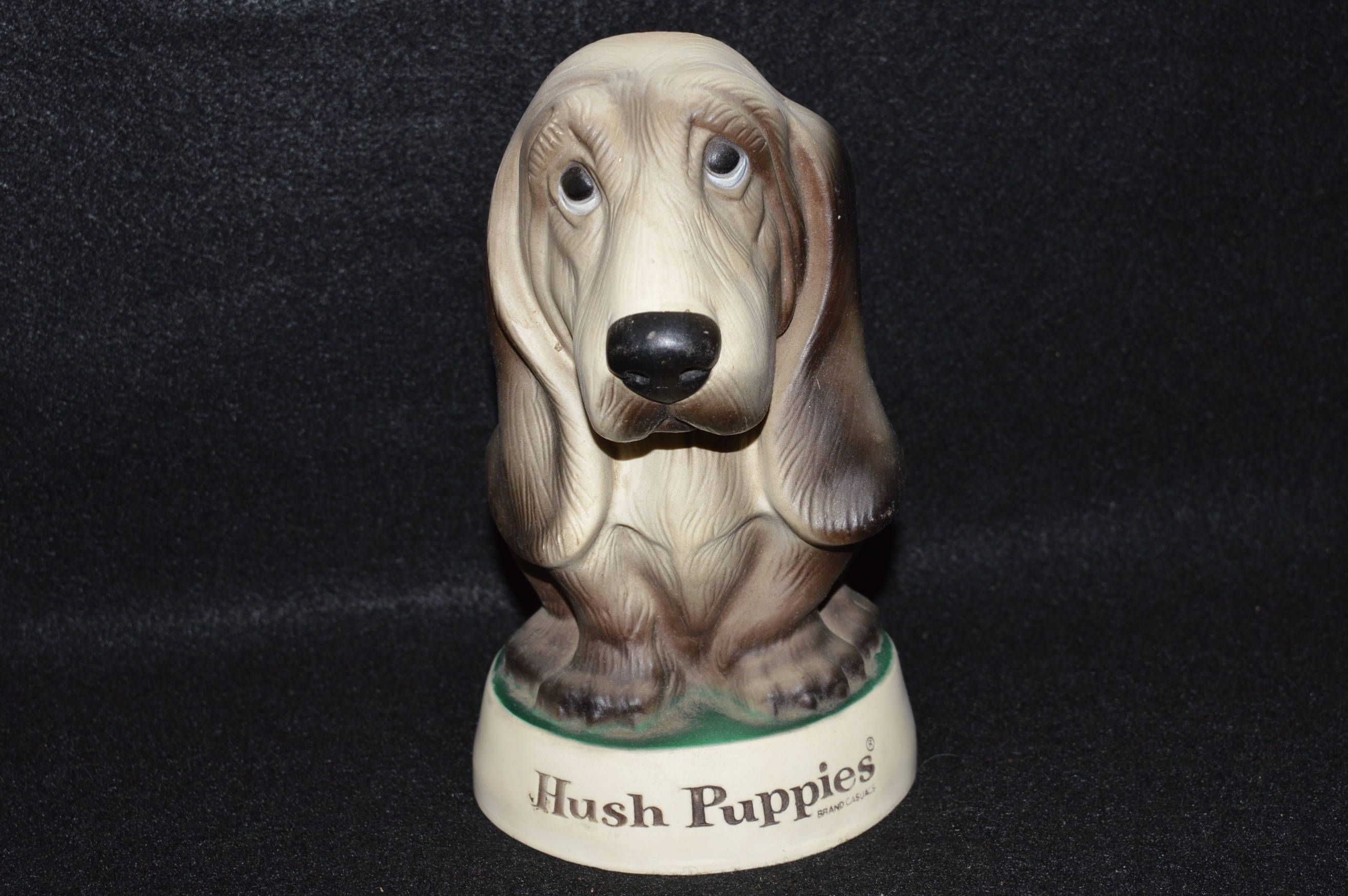 Vintage Hush Puppies Hound Dog Bank Hush Puppies Shoes Hound Dog Hush Puppies Puppies
